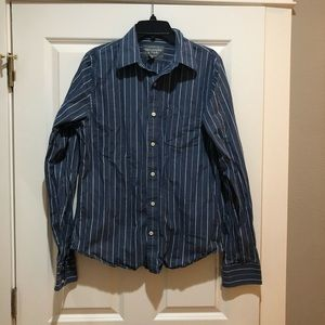Abercrombie & Fitch Muscle Button down shirt